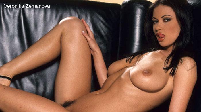 Veronika Zemanova nude