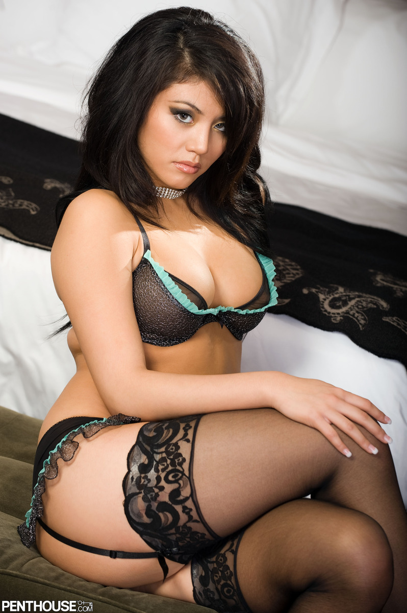 Hot latina lingerie