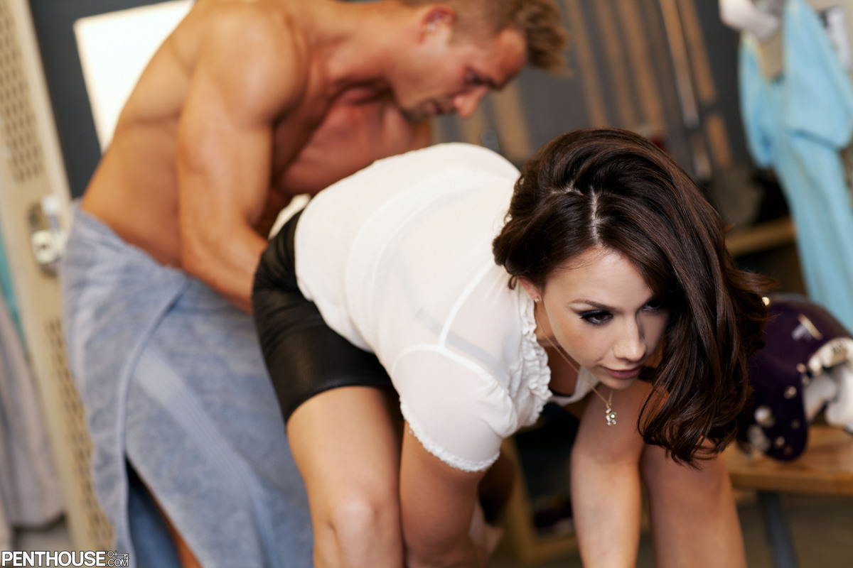 Sorry, that chanel preston penthouse nude excited too