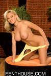 Brea Lynn, Penthouse magazine Pet of the month November 2006