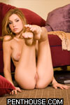 Jamie Lynn getting down and dirty in her living room