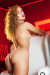 Jessie Rogers in Crimson Implement