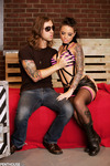 Christy Mack- It's Not Stealing, It's Survival                                                     Click to See More Penthouse Pics of Christy Mack & Chad Alva