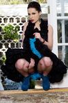 Nikita Bellucci - solo striptease                                                     Click to See More Penthouse Pics of Nikita Bellucci