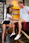 Nurse Rosemary Radeva has a grand idea to perform sexual experiments on Ryan Mclane and he is up for the task.                                                     Click to See More Penthouse Pics of Rosemary Radeva & Ryan Mclane
